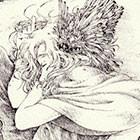 砂岩の眠り姫