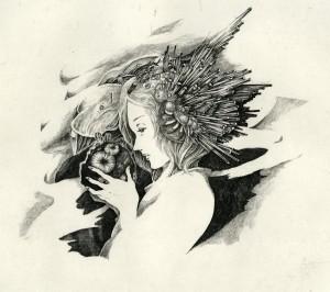 HP砂岩の姫