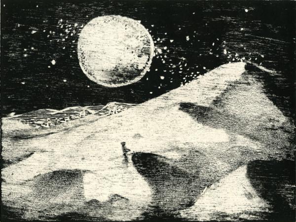 木リト「砂丘の姫」