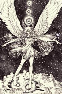 HP_天使